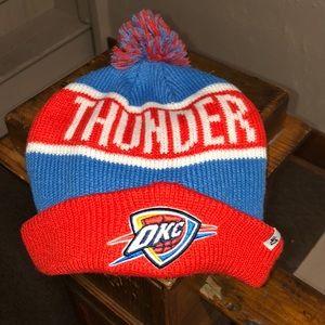 OKC Thunder 47 Brand Beanie